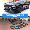 GT styling PP car body kits apron for Ford mustang 2015