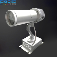 Hot 15W Led Slide Projector Lamps with Custom Logo Image for School Parties, Balls, Holiday Decoration, Sports Advertising Signs