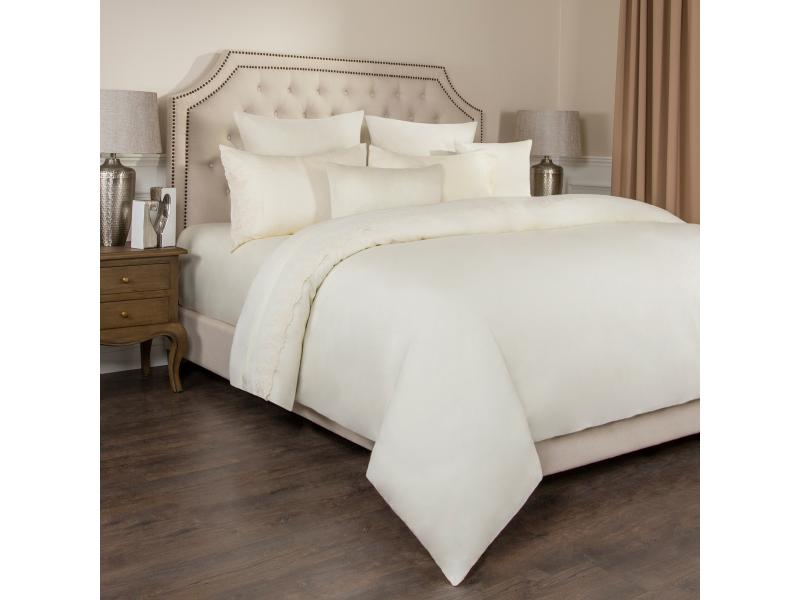Bedding Set double-euro SANTALINO, Idyll, cream