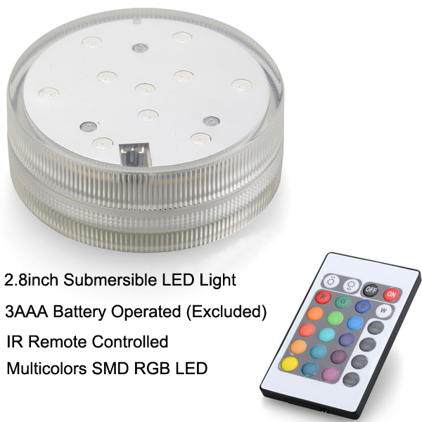2.8inch submersible led light2