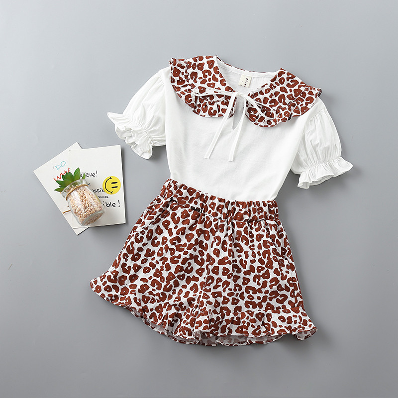 2-7 years Top quality lady clothes units 2019 new summer time vogue sample strong child youngsters lady clothes shirt+skirt 2pcs Aliexpress, Aliexpress.com, On-line purchasing, Automotive, Telephones & Equipment, Computer...