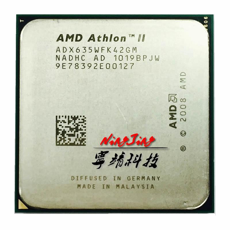 Amd Athlon Ii X4 635 2 9 Ghz Quad Core Cpu Processor Adx635wfk42gi Adx635wfk42gm Socket Am3 Socket Am3 Athlon Ii X4cpu Processor Aliexpress