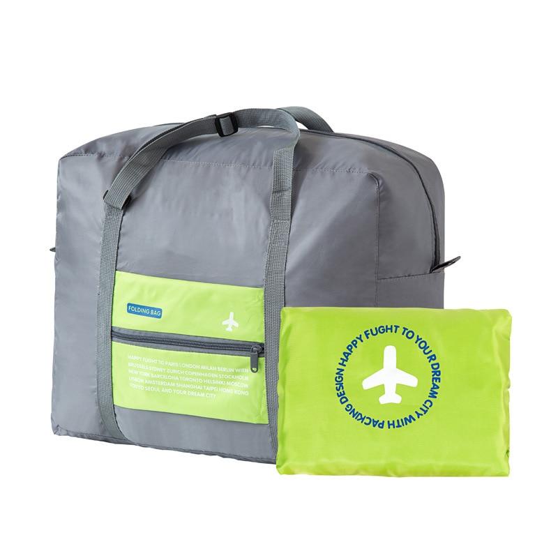 89f4a9bc9 PipiFren Travel bag Luggage Weekend Nylon foldable travel duffle bag big  set weekender For women and men neceser viaje duffel
