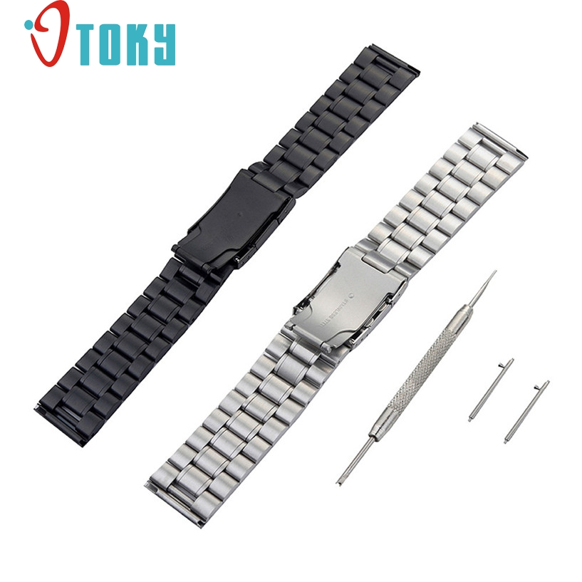 2017 Fashion Low Price Hot Sale OTOKY Fabulous Stainless Steel Wrist Band Bracelet Strap For LG Watch Style Drop Shipping #0220 hot sale kitchen tool baking whisk flour mixer stainless steel egg beater