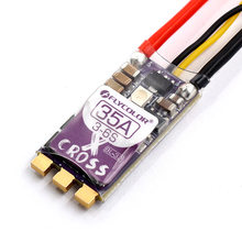RC Drone x-cross BL-32 35A 3-6 s sin escobillas ESC controlador de velocidad electrónico para 200-280mm FPV RC Racing Quadcopter(China)