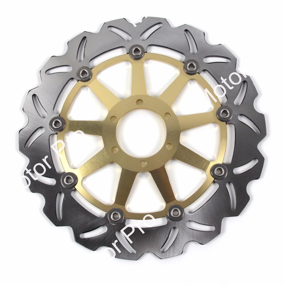 1 PCS FOR APRILIA TUONO 125 2003 2004 2005 2006 2007 Floating Motorcycle Front Brake Disc Rotor brake disk CNC aluminum right aluminum radiator for aprilia rsv1000 rsv 1000 tuono 2002 2005 2003 2004