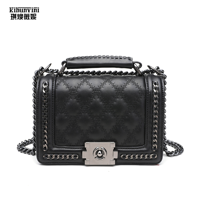 Luxury Bags for Women Small Handbag Diamond Lattice Shoulder Bag Chain Vintage Brand Designer Sling Messenger Bags  Female Purse dachshund dog design girls small shoulder bags women creative casual clutch lattice cloth coin purse cute phone messenger bag
