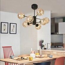 Modern Nordic Loft Light Vintage Industrial Pendant Master Bedroom Kitchen Hanging Luminaire Suspendu Lights Cafe