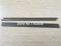 10pcs Stainless Steel 200 X 3mm Round Rod Shaft For RC Model