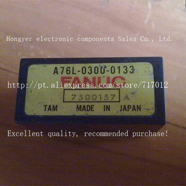 Free Shipping A76L-0300-0133B No New(Old components),Can directly buy or contact the seller