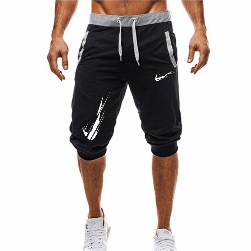 Neue Mode Sommer Freizeit Männer Knielangen Shorts Farbe Patchwork Nur Brechen Es Jogger Kurzen Jogginghose Mann Bermuda Shorts Hohe QualitäT Und Geringer Aufwand