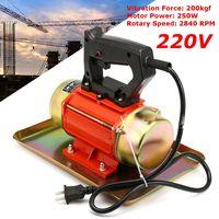 220V 250W 200kgf 2840RPM Table Motion Concrete Vibrator Motor Portable Construction Tool Hand held Concrete Vibrator Motor