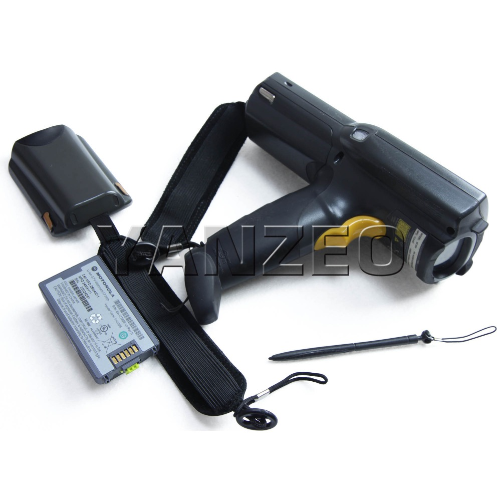 MC3090 MC3090-G MC3090-GU0PBCG00 For Symbol Motorola Handheld PDA Laser Wireless Barcode Scanner 3