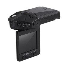LESHP Profesional 2.5 Pulgadas Full HD 1080 P Coche DVR Cámara del Vehículo Grabador de Vídeo Dash Cam Noche Infrarrojos visión Envío de La Gota
