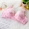 Mãe Mamãe Maternidade Sutiã Sutiã de Amamentação Impressão Flor Roupas de Gravidez Para As Mulheres Grávidas Alimentação Underwear Bra materna sosten