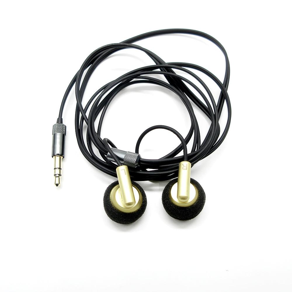 New arrival Walnut E1 In-ear Earphones Flat Head Plug DIY Earphone HiFi Bass Earbuds for Walnut V2/V2S Zishan Z1/Z2 fashion professional in ear earphones light blue black 3 5mm plug 120cm cable