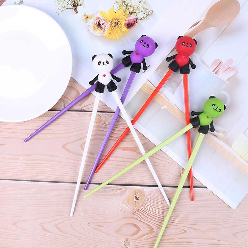 Kids Kinder Training Stäbchen Cute Panda-Kinderhelfer Lernen TOP Spielzeug P6T1