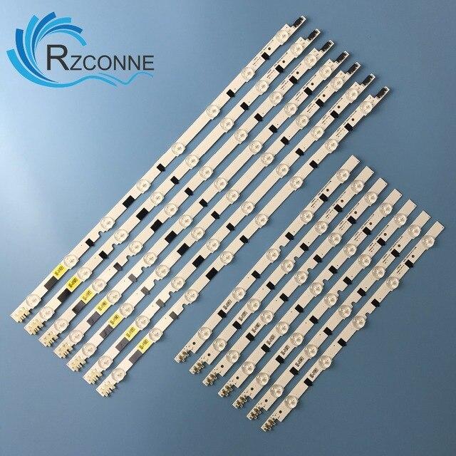 """الأصلي LED شريط إضاءة خلفي ل 39 """"التلفزيون UA39F5008AR UA39F5088AR CY HF390BGAV2H 2013SVS39F D2GE 390SCA R3 D2GE 390SCB R3 UE39F5000"""