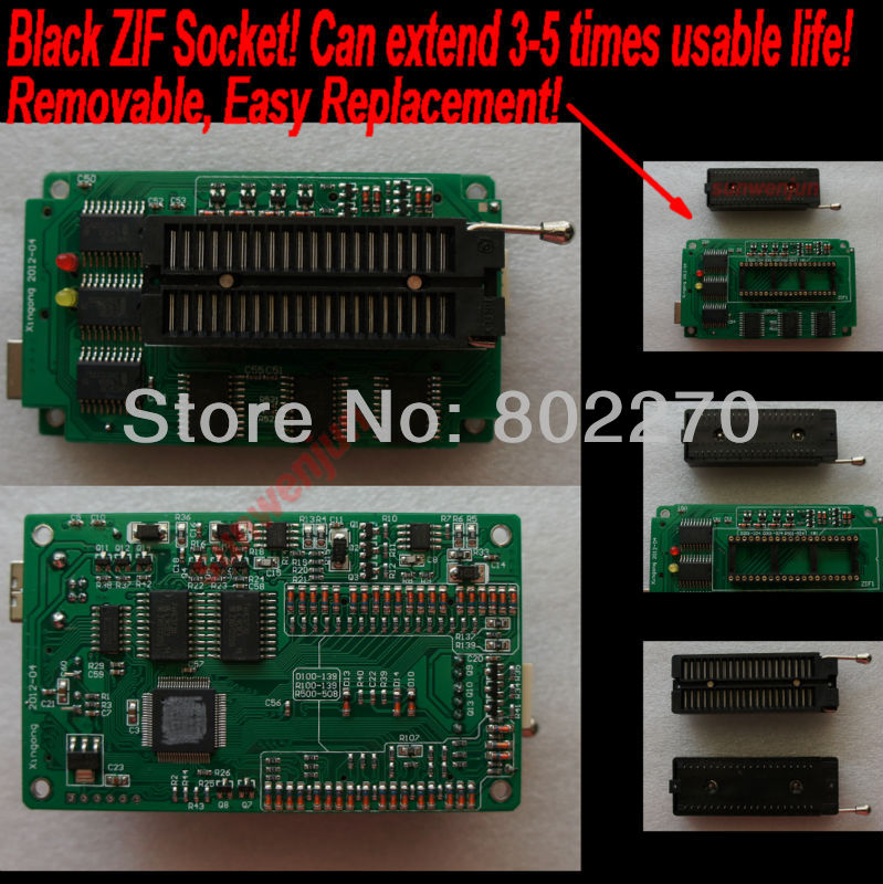 us $77 77 usb programmer tl866a support icsp in circuit programming with black zif socket 9pcs adapters test clip 25 spi flash adapter in cables,usb programmer tl866a support icsp in circuit programming with black zif socket 9pcs adapters test clip 25 spi flash adapter in cables, adapters \u0026 sockets