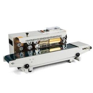 Image 3 - Bespacker FR 900W Автоматическая непрерывная машина для запечатывания полиэтиленовых пакетов