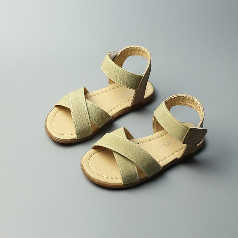 2016 Fashion Kids Sandals Children Summer Shoes Little ...