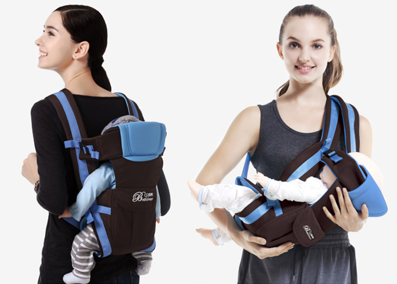 back carry and cradle carry