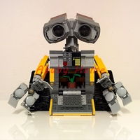 In Stock Lepin 16003 Idea Robot WALL E Building Set Kits Toys Educational Bricks Blocks Toys