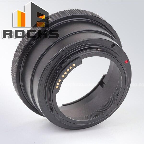 Pixco GE-1 адаптер объектива с подтверждением автофокуса подходит для pentacon 6 Киев 60 объектив Canon EOS 7DII 5DIII100D 650D лучше чем EMF