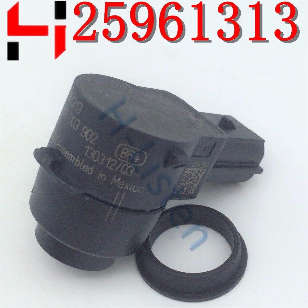 4 ps) d'origine Parking Distance Control PDC Capteur Pour G M Chevrolet Cruze Aveo Orlando Opel Astra J Insignes 25961313 0263003902