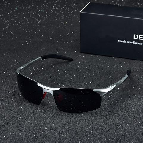 ALBASSAM BRAND DESIGN Classic Polarized Driving Sunglasses Mens Retro Male Goggle Sun Glasses For Men Brand Luxury Mirror Shades Lahore