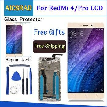 AICSRAD+5.0+%27LCD+pour+XIAOMI+Redmi+4+Pro+%C3%A9cran+tactile+d%27affichage+avec+cadre+pour+XIAOMI+Redmi+4+Prime+%C3%A9cran+LCD+remplacement