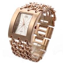 Relogio Feminino G&D Women Quartz Wristwatches Rose Gold Saati Dress Watch Reloj Mujer Top Brand Luxury Gifts Origin Hour Clock