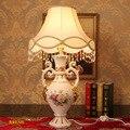 Бай Руи Ши Ай Руиси новый Европейский эстетическое расписная керамика украшения украшения творческий свадьба настольная лампа 305