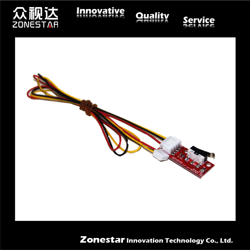 3D Printer Endstop Limit Switch Touch Switch 3D Printer Accessories Parts for Ramps1.4 Reprap 3D Printer P802N P802Q DIY kit