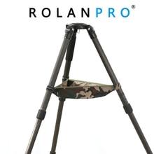 ROLANPRO ขาตั้งกล้องหินสำหรับ Benro Manfrotto Gitzo Triopod Velbon LVG Multi   function ขาตั้งกล้องบัตเลอร์หินกระเป๋า