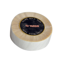 2.54cm*12Yard Ultra Hold Lace Wig Double Sided Tape For Lace Wig/Reapplication Tape Extensions/PU Hair Extension/Toupee