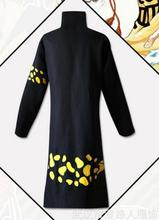 Anime One Piece Trafalgar Law After 2 Years Cosplay Costume Coat Cloak