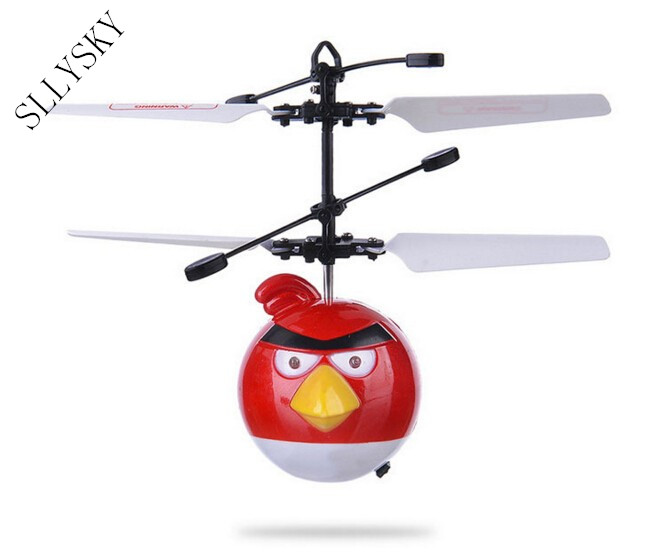 Upgrads Ugrate Classic Electric Electronic Toys RC Flying Fly Bird Helicopter UFO Ball Ardrone Drone For Kids