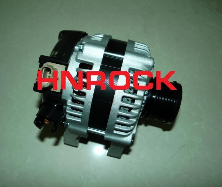 New 120 Amp Alternator Fits Ford Fiesta 2011 2012 2013 2014 2015 1.6L Engine