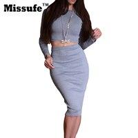 Summer Vestidos Sexy Women Bandage Dress 2 Pieces Ladies Sets Bodycon Dress 2016 Jumpsuits Slim O