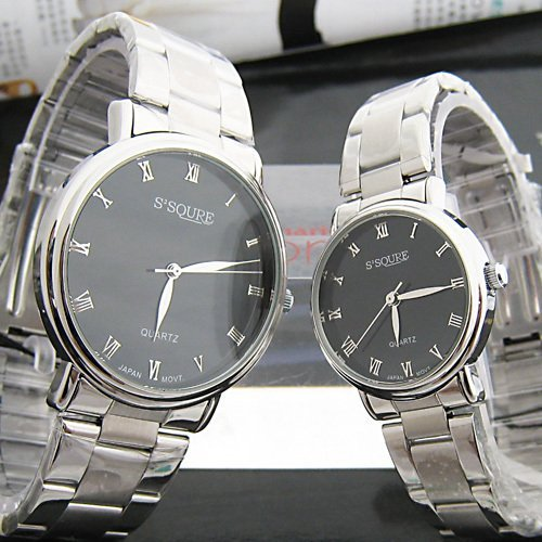 S'SQURE brand watches, the best Valentine's Day gift, simple style, the couple of watches 8700B
