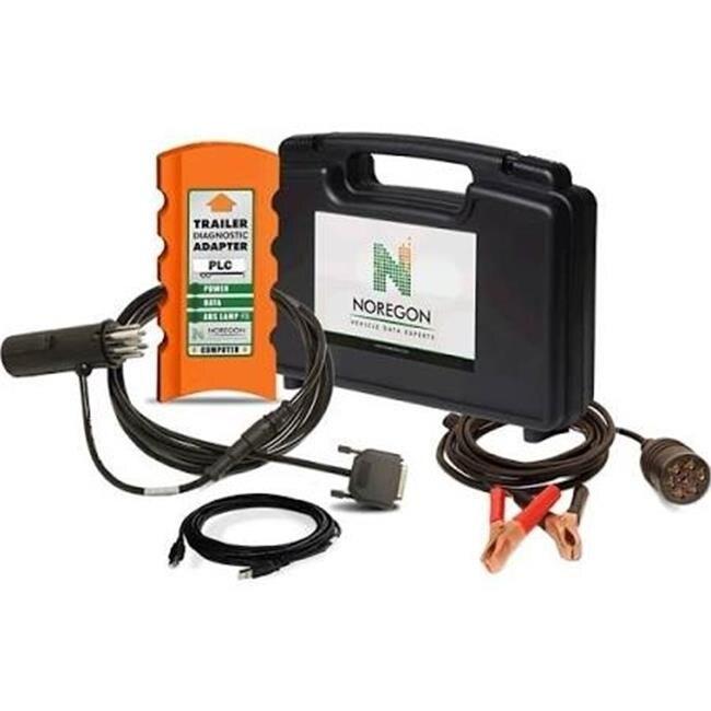 все цены на Noregon Systems NRS-122511 Trailer Diagnostic Adaptor Kit онлайн