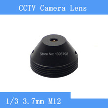 Security surveillance camera manufacturers 3.7mm Cone Pinhole Lens Board Lens