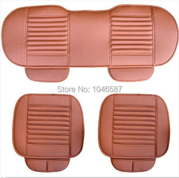 Подушки для автомобильных сидений, чехлы для автомобильных сидений, экологическая дезинфекция, автомобильные принадлежности высокого качества, бамбуковый уголь, автомобильные сиденья - 3