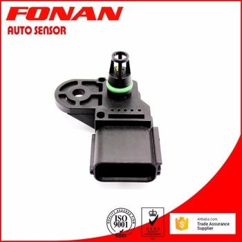 MAP sensor for VOLVO S40 V50 MW S80 II AS C70 II C30 V70 III BW XC70 II XC60 S60 II V60 V40 2004- 0261230218 31216308