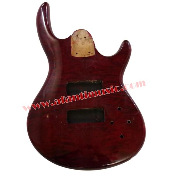 Afanti Music DIY Bass DIY Electric Bass guitar Body (ADK-172)
