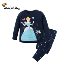 7a2516687 clearance prices 30853 6506f online shop children pajamas suit ...