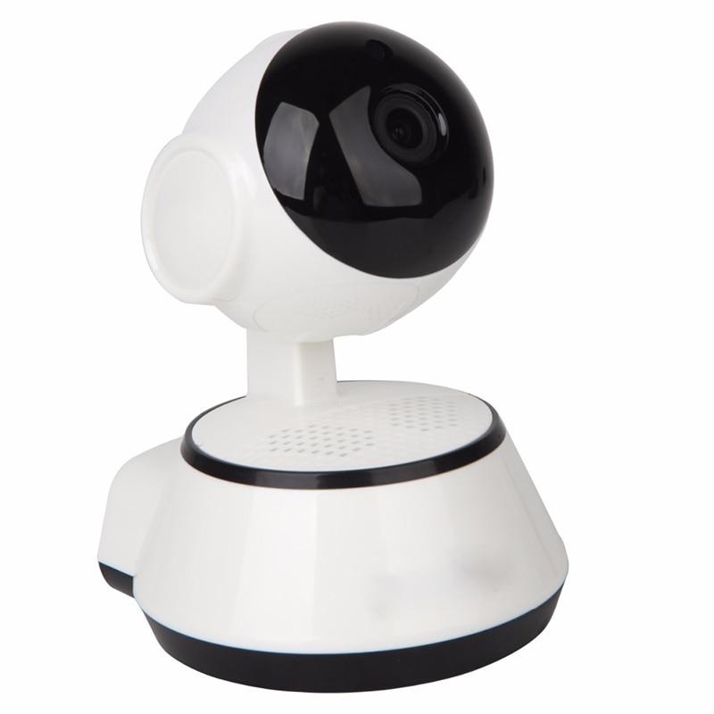 Home Security IP Camera Wireless Smart WiFi Camera WI-FI Audio Record Surveillance Baby Monitor HD Mini CCTV Camera 720P HD home security ip camera wi fi wireless mini network camera surveillance wifi 720p ir p t cctv camera audio record baby monitor