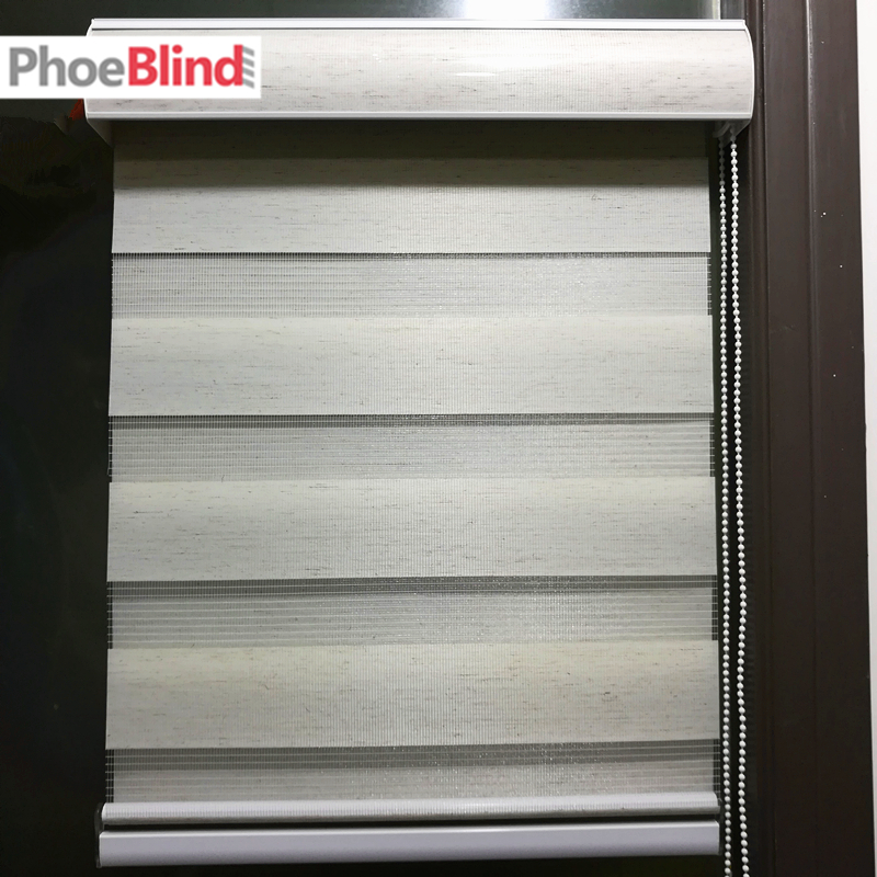 Zebra Blinds Double Layer Roller Blinds China Mainland