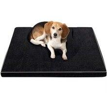 Pet Dog Bed Memory Foam Cat Puppy Sofa Nest Dog Cushion Oxford Bottom Orthopedic Mattress Beds For Medium Large Dogs
